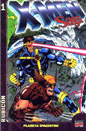 X-Men Saga (Grapa 40-28 pp) #1