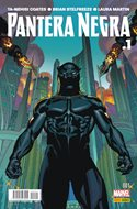 Pantera Negra vol. 2 (2016-) (Grapa) #1