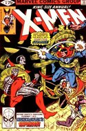 Uncanny X-Men Vol. 1 Annuals (1963-2011) (Comic-Book) #4