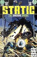 Static (Comic Book) #2
