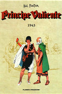 Príncipe Valiente (Cartoné 64 pp) #7