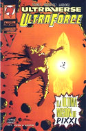 Ultraforce (1995-1996) (Grapa. 17x26. 24 páginas. Color) #5