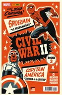 Civil War II (Portadas alternativas) (Grapa) #3