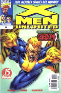 X-Men Unlimited (1997-2000) (Grapa 40-56 pp) #6