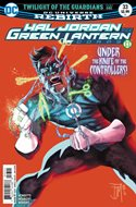 Hal Jordan and the Green Lantern Corps (2016-) (Comic-book) #33