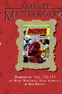 Marvel Masterworks (Hardcover Variant Edition Cover) #254