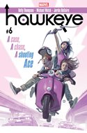 Hawkeye (Vol. 5 2016- ) (Comic-book) #6