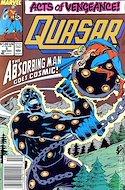 Quasar Vol. 1 (1989-1994) (Comic.Book) #5