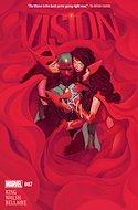 The Vision Vol. 3 (Comic-book) #7