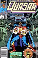 Quasar Vol. 1 (1989-1994) (Comic.Book) #8