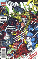 X-Men Vol. 1 (1992-1995) (Grapa 32 pp) #5