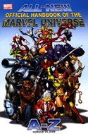 All-New Official Handbook of the Marvel Universe A to Z (Hardcover) #5