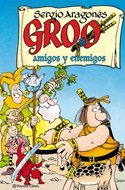 Groo: Amigos y enemigos (Cartoné 336 pp) #