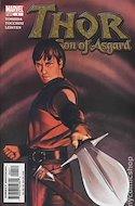 Thor: Son of Asgard (2004-2005) (Comic Book) #4