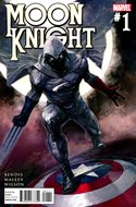 Moon Knight Vol. 4 (2011-2012) (Grapa) #1