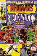 Amazing Adventures (Vol. 2 1970-1976) (Comic Book) #6