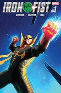 Iron Fist Vol. 5 (Comic Book) #1