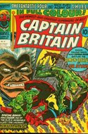 Captain Britain Vol. 1 (1976-1977) (Grapa) #9