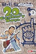 20th Century Boys (Rústica) #3