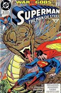 Superman: The Man of Steel (Comic book) #3