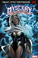 Hunt For Wolverine: Mystery in Madripoor (Comic-book) #2