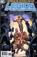 Legion of Super-Heroes Vol. 6 (2010-2011) (Comic-book) #7