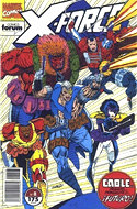 X-Force Vol. 1 (1992-1995) (Grapa 24-32 pp) #8