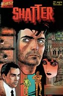 Shatter : The first computerized comic (grapa) #1