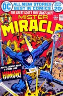 Mister Miracle (Vol. 1 1971-1978) (Comic Book) #9
