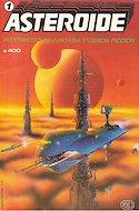 Asteroide, Historietas de Fantasía y Ciencia Ficción (Cartoné) #1