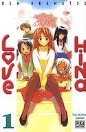 Love Hina (Manga, sentido de lectura oriental.) #1