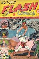 Flash Vol. 1 (1959-1985) (Comic Book 32 pp) #7