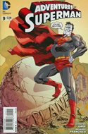 Adventures of Superman vol. 2 (2013-2014) (Comic-Book) #9