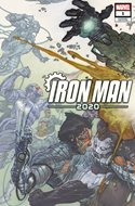 Iron Man 2020 (2020- Variant Cover) (Comic Book) #1