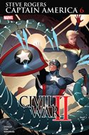 Captain America: Steve Rogers (Comic Book) #6