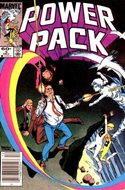 Power Pack (1984-1991; 2017) (Comic Book) #5