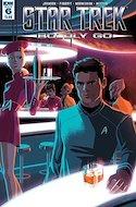 Star Trek: Boldly Go (Comic- Book) #6