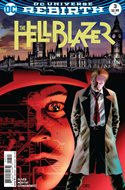 The Hellblazer Vol. 2 (2016-2018) Variant Covers (Comic book) #3.1