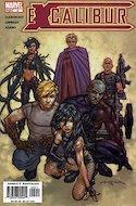 Excalibur Vol 3 (Comic Book) #5