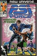 Psi-Force Vol 1 (Comic-book.) #5