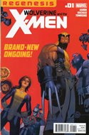 Wolverine and the X-Men Vol. 1 (Comic-Book) #1