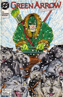 Green Arrow (1989) (Grapa, 26 páginas) #8