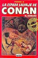 La Espada Salvaje de Conan el Bárbaro. Edición coleccionistas (Rojo) (Cartoné. 192 páginas. B/N. (1997).) #3