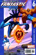 Ultimate Fantastic Four (Comic-Book) #6
