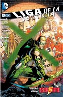 Liga de la Justicia. Nuevo Universo DC / Renacimiento (Grapa) #8