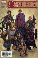 Excalibur Vol. 3 (Grapa) #5