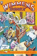 Wimmen's Comix (Comic Book) #9
