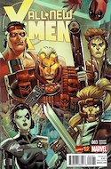All-New X-Men Vol. 2 (Variant Cover) (Comic Book) #3.1