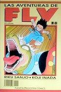 Las aventuras de Fly (Grapa, 52 páginas (1993-1996)) #9