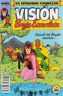 La Vision y la Bruja Escarlata (1988-1989) (Grapa 24 pp) #4